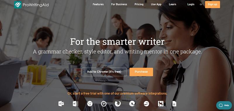 ProWritingAid - A Grammarly Alternative
