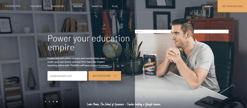 Thinkific Online Course Creator Platform