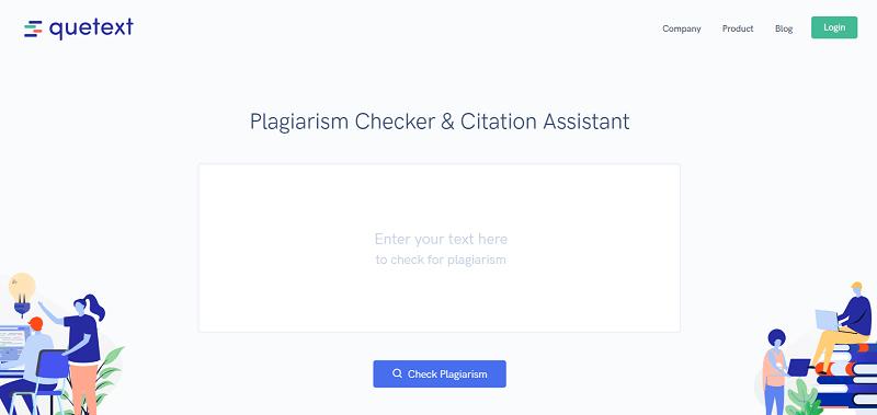 Quetext Plagiarism Checker