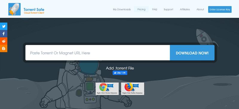 TorrentSafe Torrent Downloader